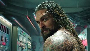 Aquaman's Japanese Trailer Cranks Up the Metal