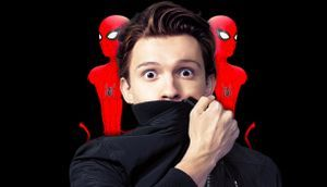 Tom Holland Officially Debuts His New Spider-Man Costume
