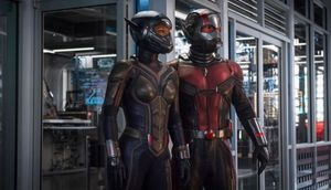 CONTEST: Win Ant-Man & The Wasp on Blu-Ray